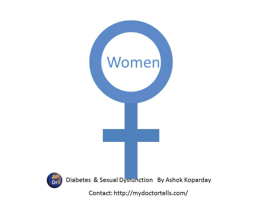 sexual dysfunctions due to diabetes in women Phone‎ 098 67 788877 Best Sexologist Mumbai by Ashok Koparday https://mydoctortells.com/