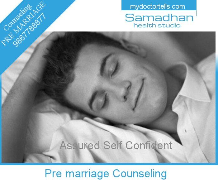 Happiness doctor Ashok Koparday Premarital Counseling Samadhan Health Studio enhance the quality of their marital li fe together