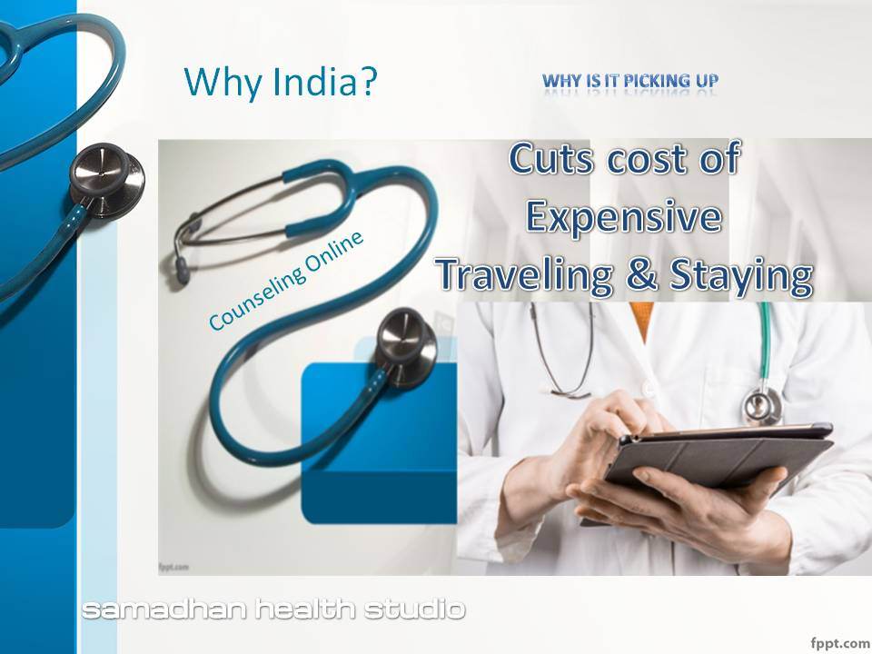 Medical Tourism in India Telemedicine Cut the Cost of Expensive Traveling and Staying in India For Best Sexual Health Treatment Online Dr. Ashok Koparday