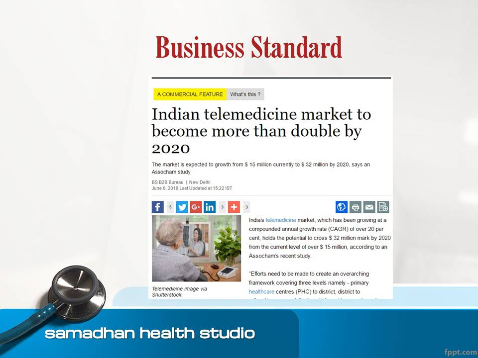 Medical Tourism in India Telemedicine World Class Business Standard Center of Excellence
